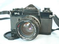 '    F-1 + 50mm 1.4 S.S.C. NICE SET ' Canon F-1 Professional SLR Camera + 50mm 1.4  Lens -NICE- £139.99